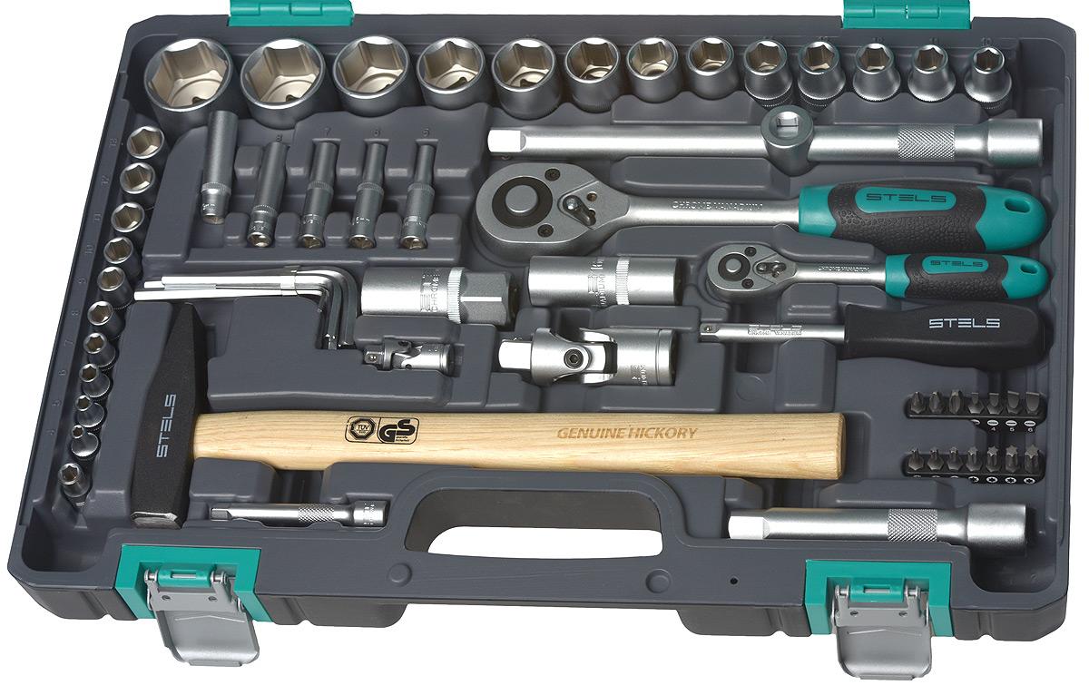 Набор инструментов Stels, 76 предметов