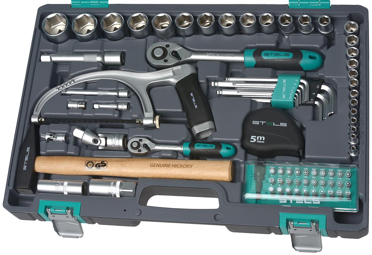 Набор инструментов Stels, 98 предметов