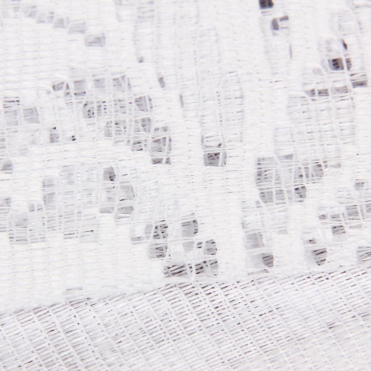 """Скатерть Wisan """"Jesien"""", прямоугольная, цвет: белый, 125 x 170 см"""