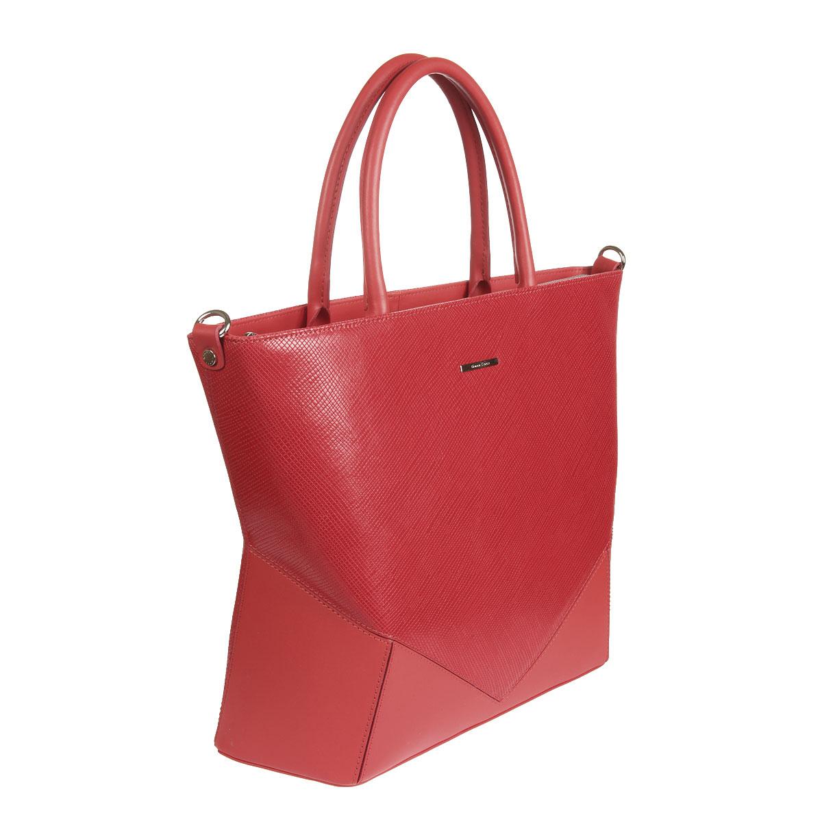Сумка женская Gianni Conti, цвет: красный. 1873940E ( 1873940E red )