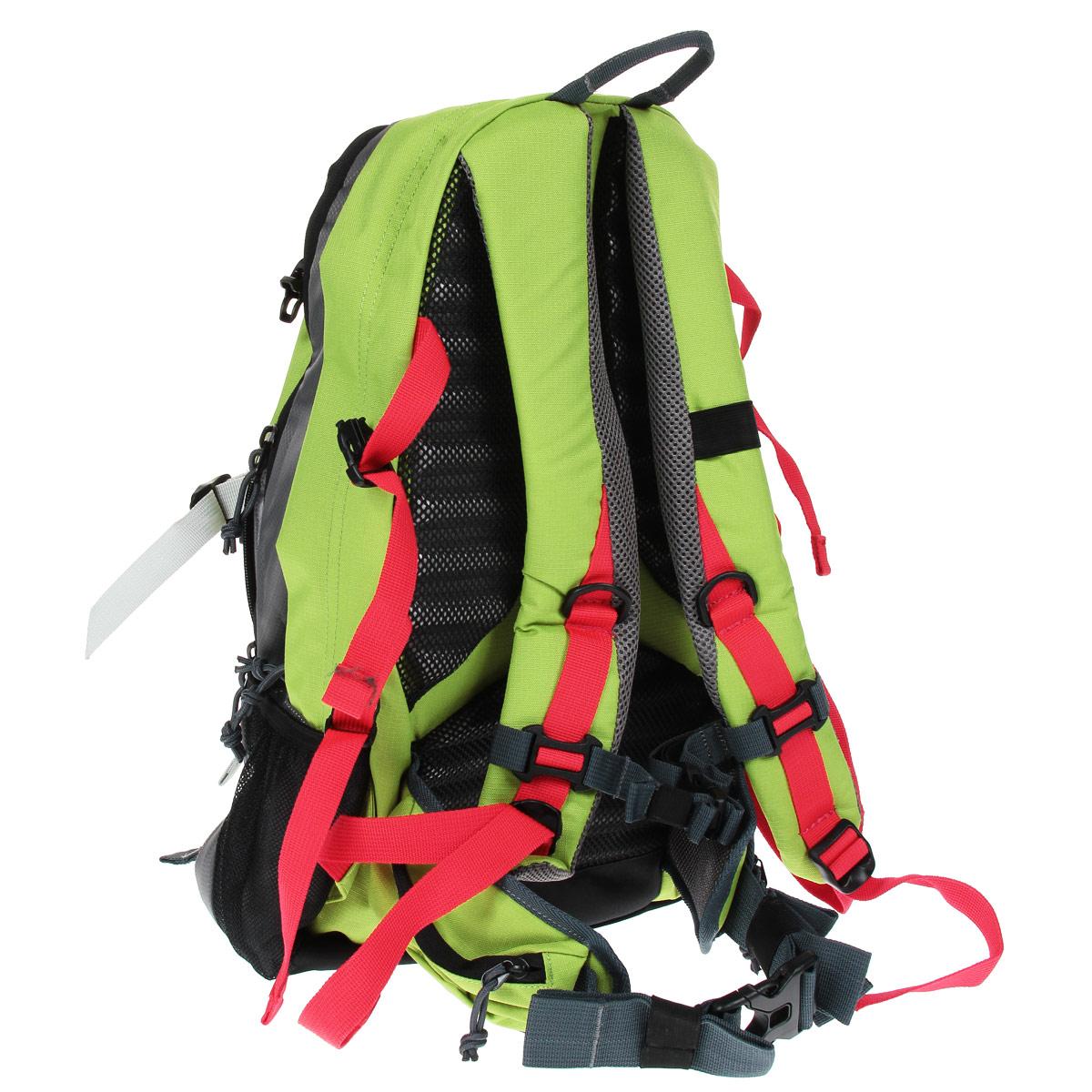 """Рюкзак WoodLand """"Turn-Up 30"""", цвет: зеленый, серый ( 30773 )"""