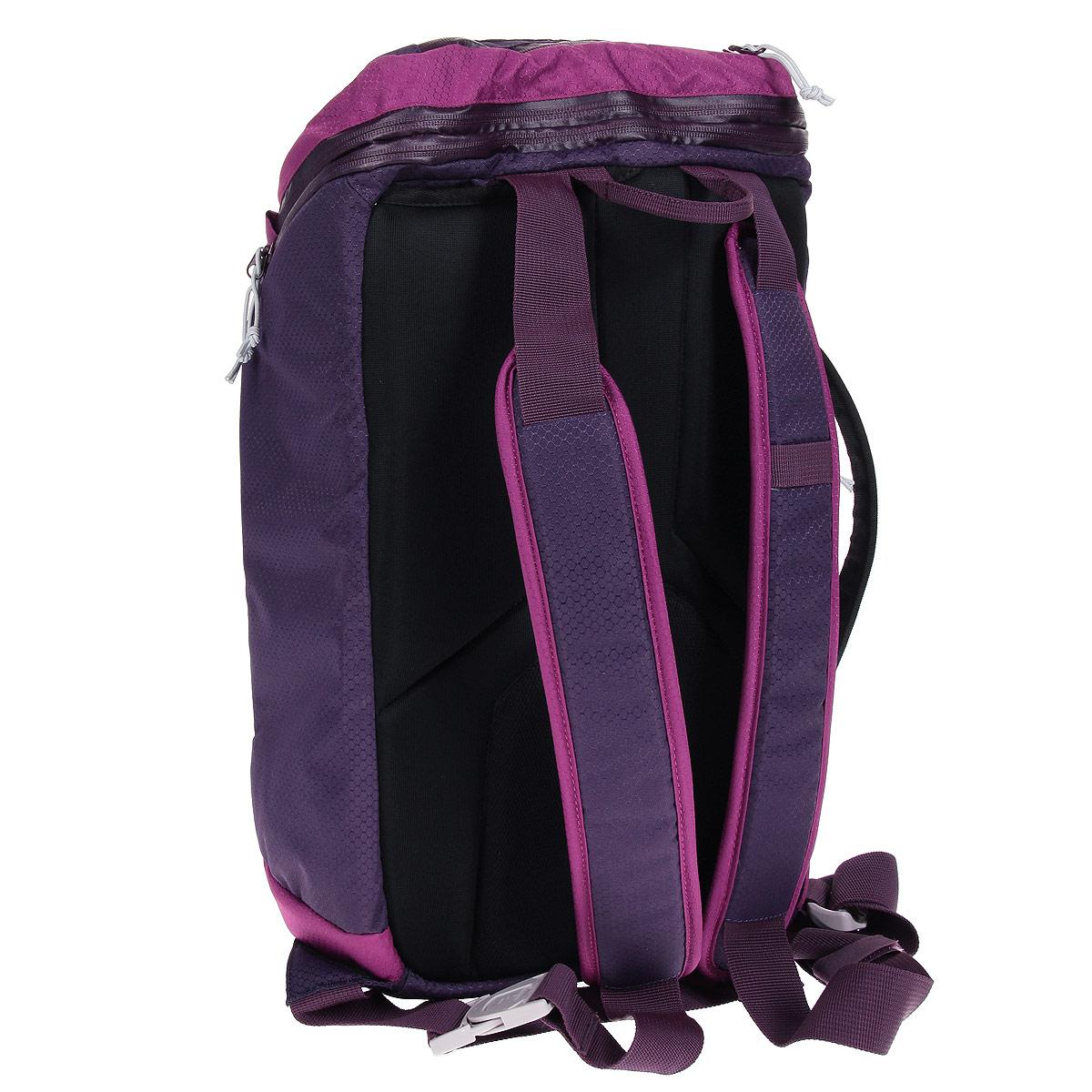 """Рюкзак WoodLand """"City 18"""", цвет: темно-фиолетовый ( 44091 )"""