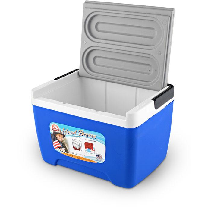 Изотермический пластиковый контейнер Igloo Island Breeze 9 синий ( 43251 )