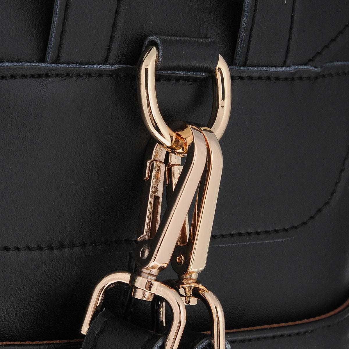 Рюкзак женский Fancy\'s Bag, цвет: черный. 9531-04 ( 9531-04 )
