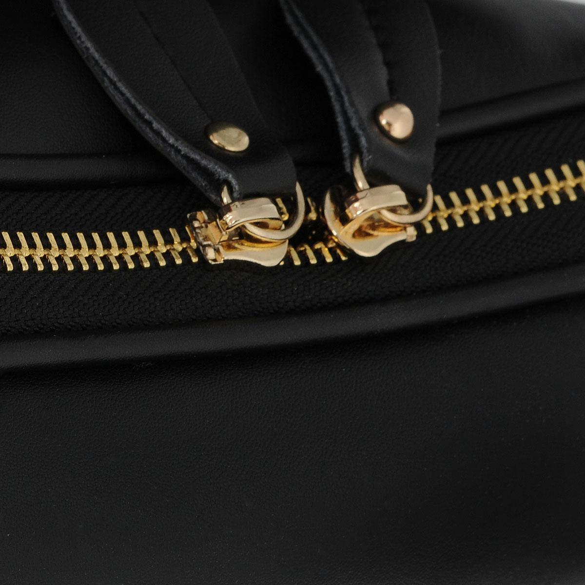 Рюкзак женский Fancy's Bag, цвет: черный. 9531-04