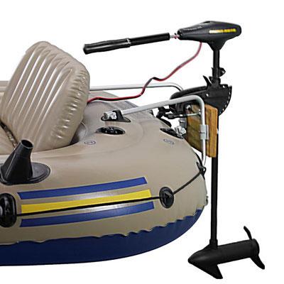 электрические моторы на лодку надувную лодку