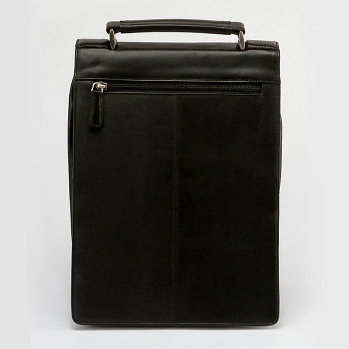 """Портфель мужской """"Bodenschatz"""", цвет: черный. 8-648/01 ( 8-648/01 )"""