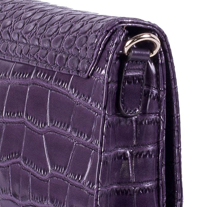 Сумка-клатч женская Baggini, цвет: фиолетовый. 29234/45 ( 29234/45 )