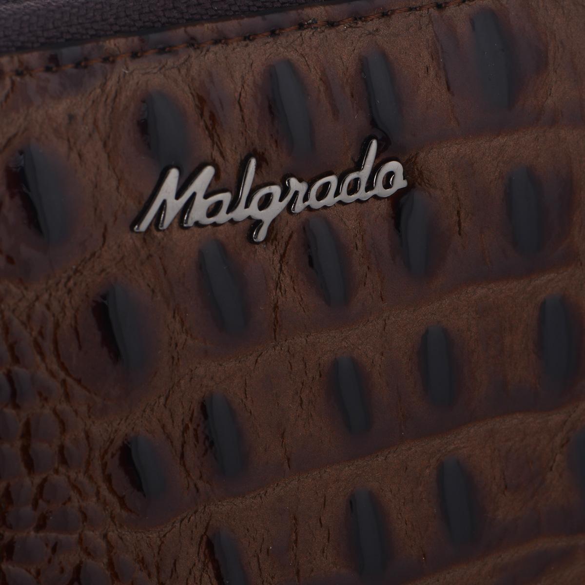 """Кошелек женский """"Malgrado"""", цвет: кофе. 73005-65 ( 73005-65# Coffee )"""