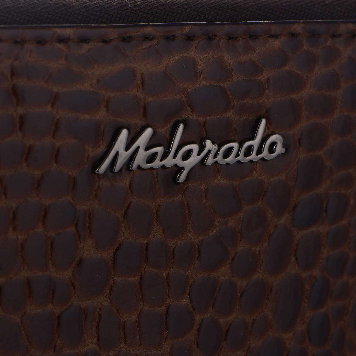 """Кошелек женский """"Malgrado"""", цвет: кофе. 76002-65 ( 76002-65# Coffee )"""