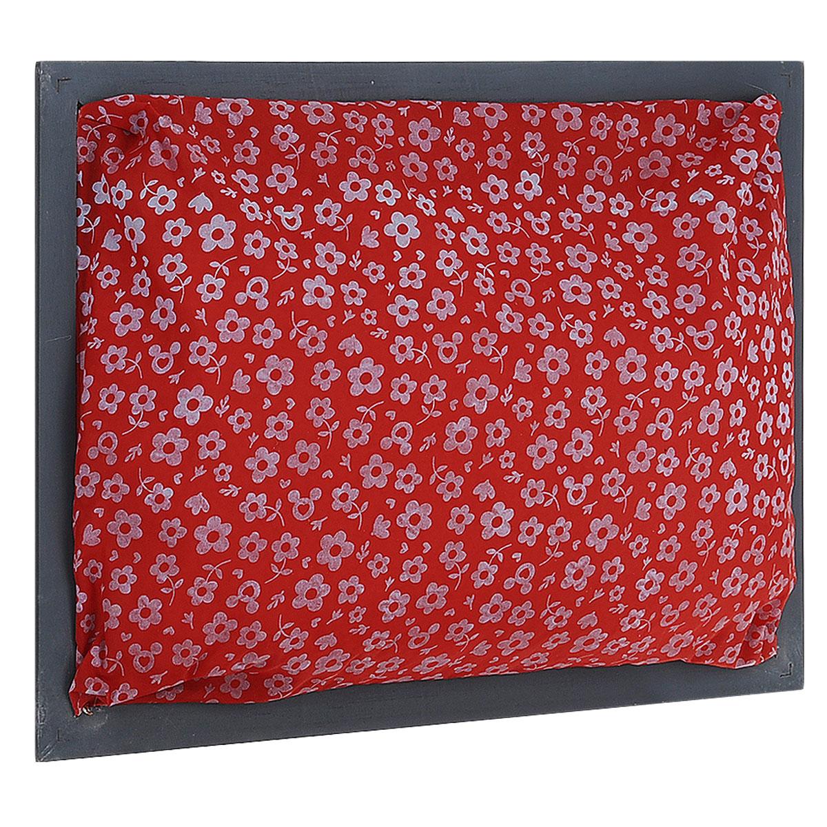 """Столик-поднос Disney """"Минни Маус"""", с подушкой, цвет: красный, черный, 44 х 34 х 8 см ( 61245_красный, черный )"""