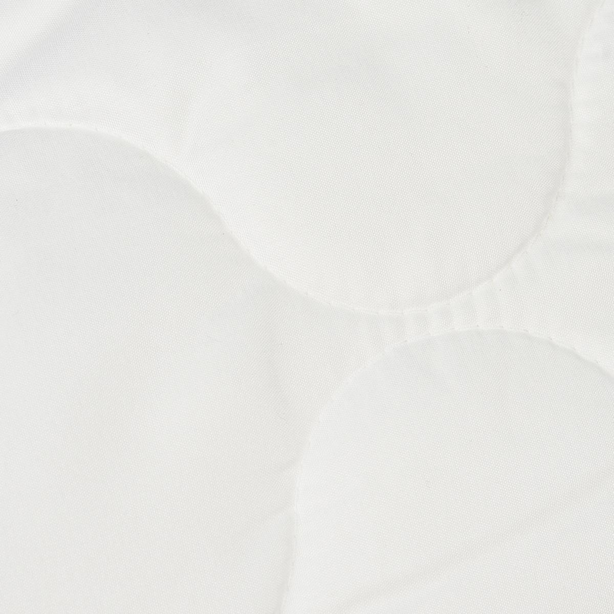 """Подушка Dargez """"Бомбей"""", наполнитель: бамбуковое волокно, цвет: белый, 50 х 70 см"""