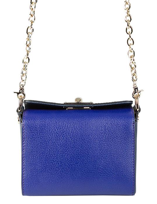 Сумка женская Eleganzza, цвет: синий, серый. Z295-5445 ( Z295-5445 )