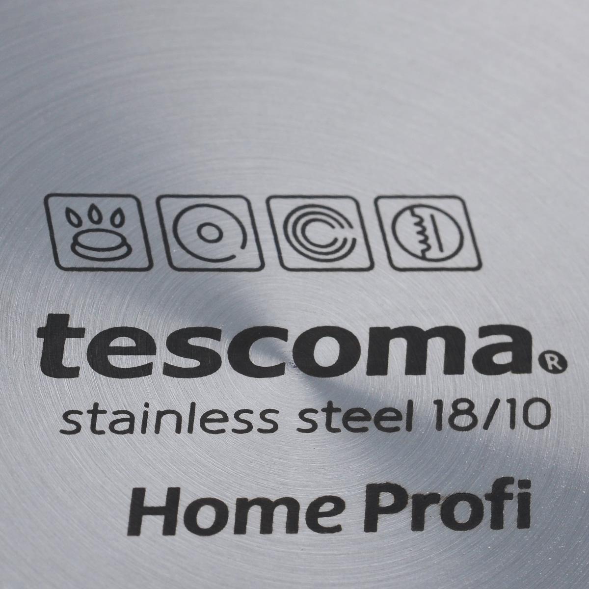 """Кастрюля Tescoma """"Home Profi"""" с крышкой, 6,5 л. 774226"""