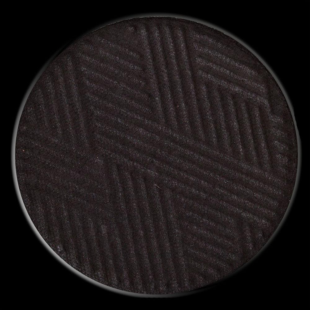 Maybelline New York Моно тени для век Colorama. Сатин, оттенок №22 Black Out (Черный)