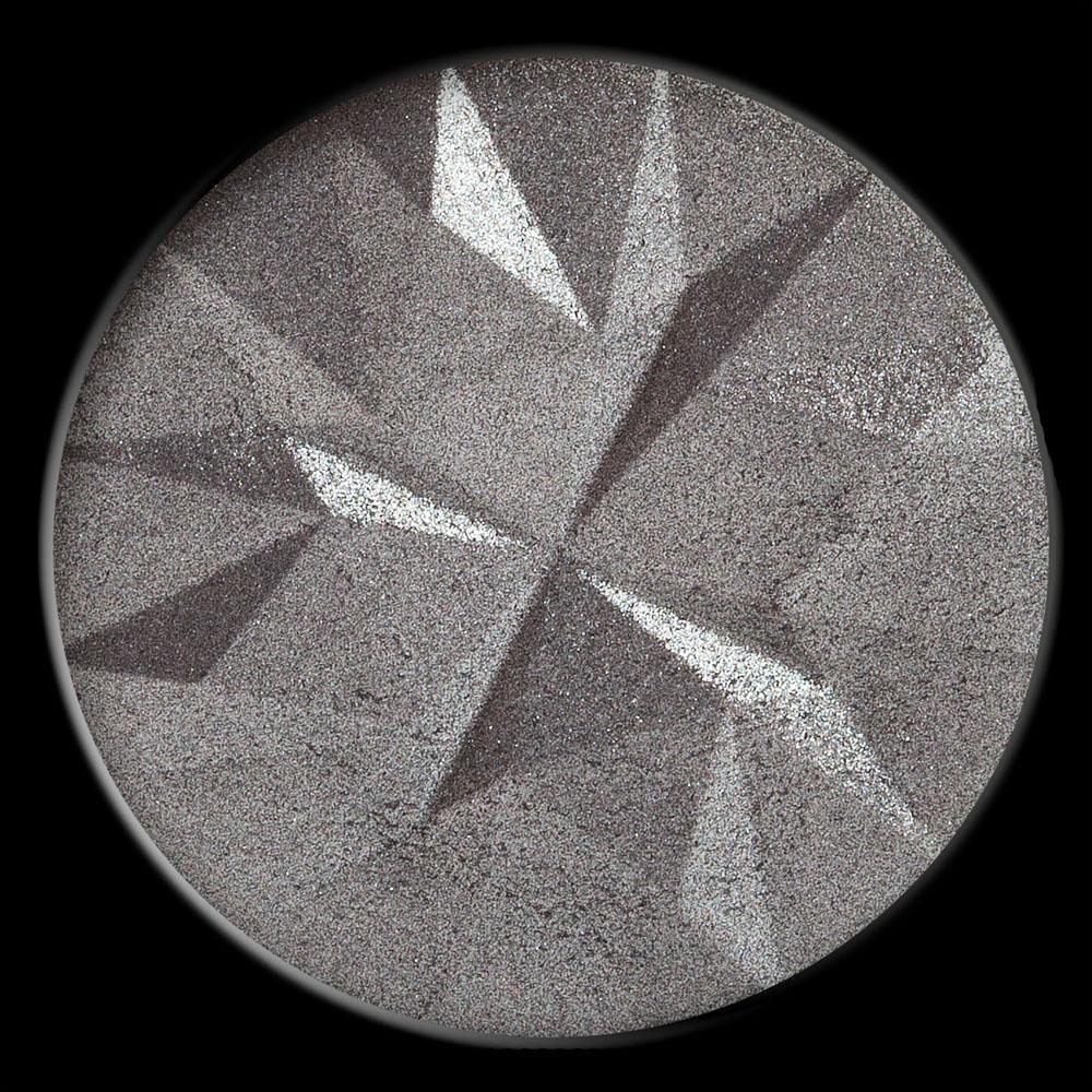Maybelline New York тени для век Моно, цвет: Металл 38, Платина, 3 мл