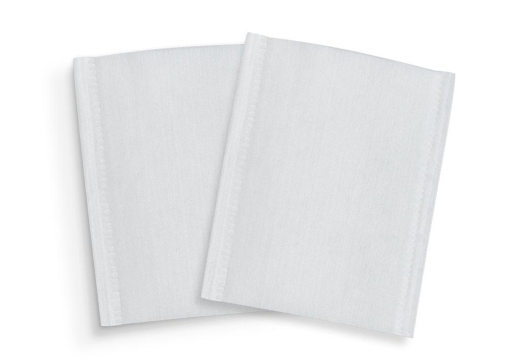 Maneki Подушечки ватные косметические Lovely, прямоугольные, с пресс-линиями, 80 шт.