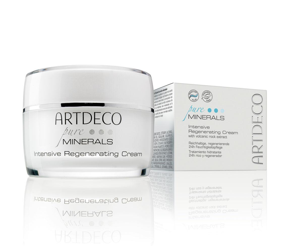 ARTDECO Крем Интенсивное Восстановление для лица Pure Minerals Intensive Regenerating Cream, 50 мл (Artdeco)