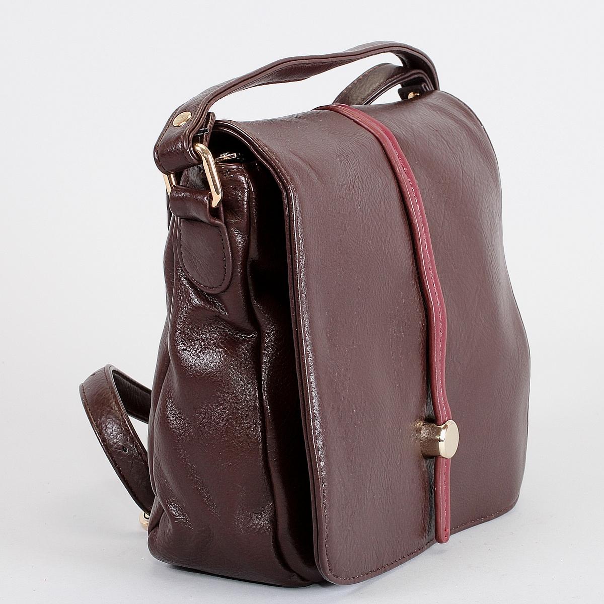 Сумка кросс-боди женская Leighton, цвет: коричневый. 10960-5594/292/46/551 ( 10960-5594/292/46/551 )