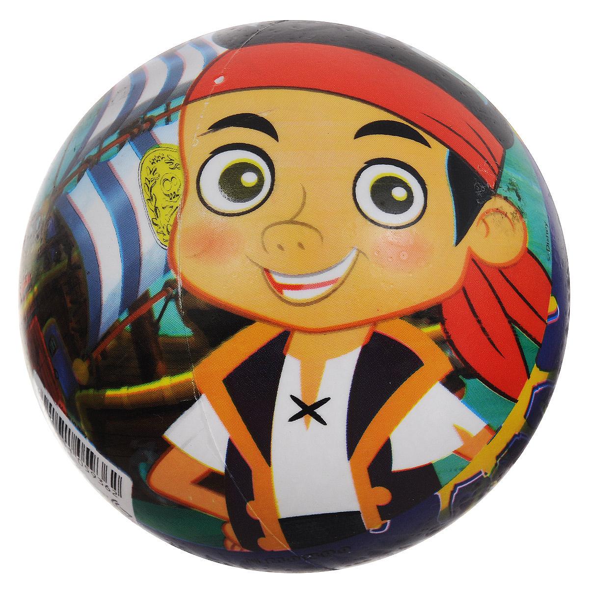 """Мяч Mondo """"Джейк и Пираты Нетландии"""", 11 см, в ассортименте"""