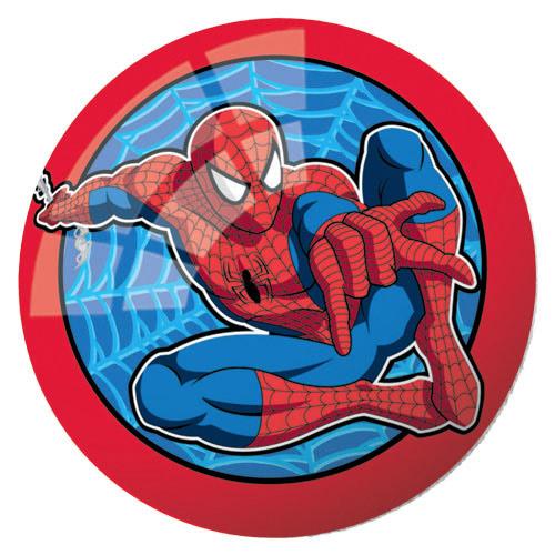 Мяч Mondo `Человек-Паук`, 6 см, в ассортименте