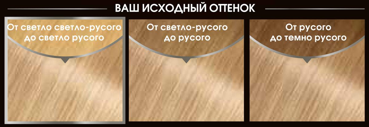 Garnier Стойкая крем-краска для волос Olia без аммиака, оттенок 9.0, Очень светло-русый, 160 мл