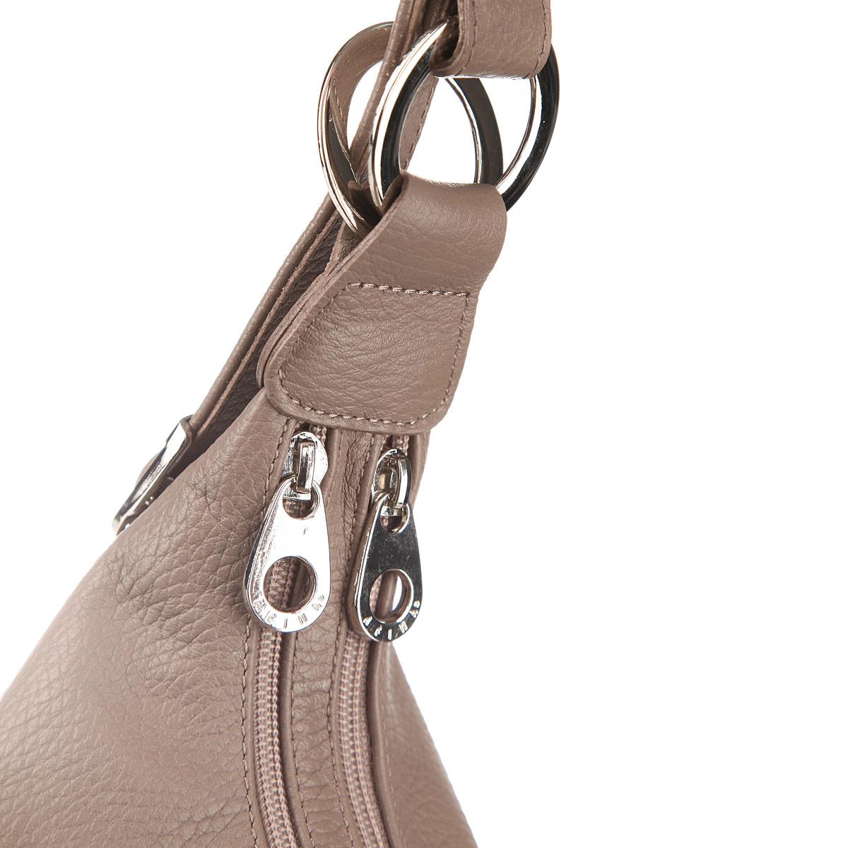 Сумка-рюкзак женская Afina, цвет: капучино. 609 ( 609 )