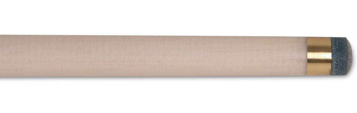"""Кий Cuetec """"Short Veltex"""", цельный, 150 см, цвет: черный"""