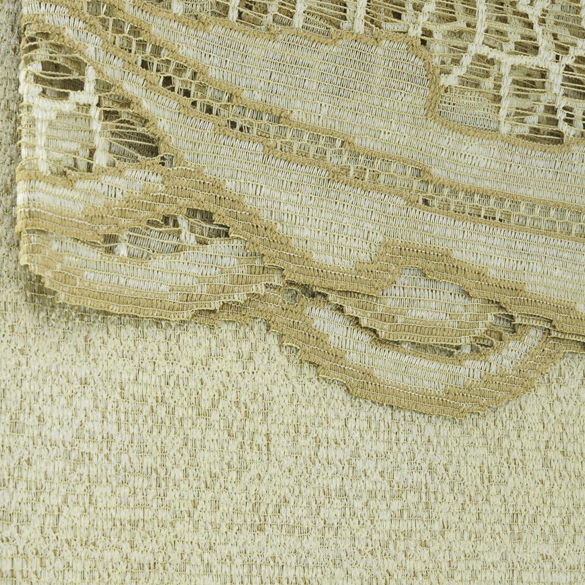 """Скатерть """"Haft"""", овальная, цвет: светло-оливковый, 110 x 170 см. 50911-110"""