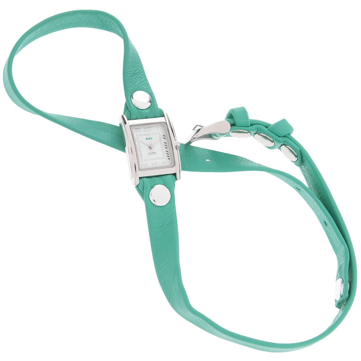 "Часы наручные женские La Mer Collections ""Simple Mint Silver"". LMSTW9003x ( LMSTW9003x )"