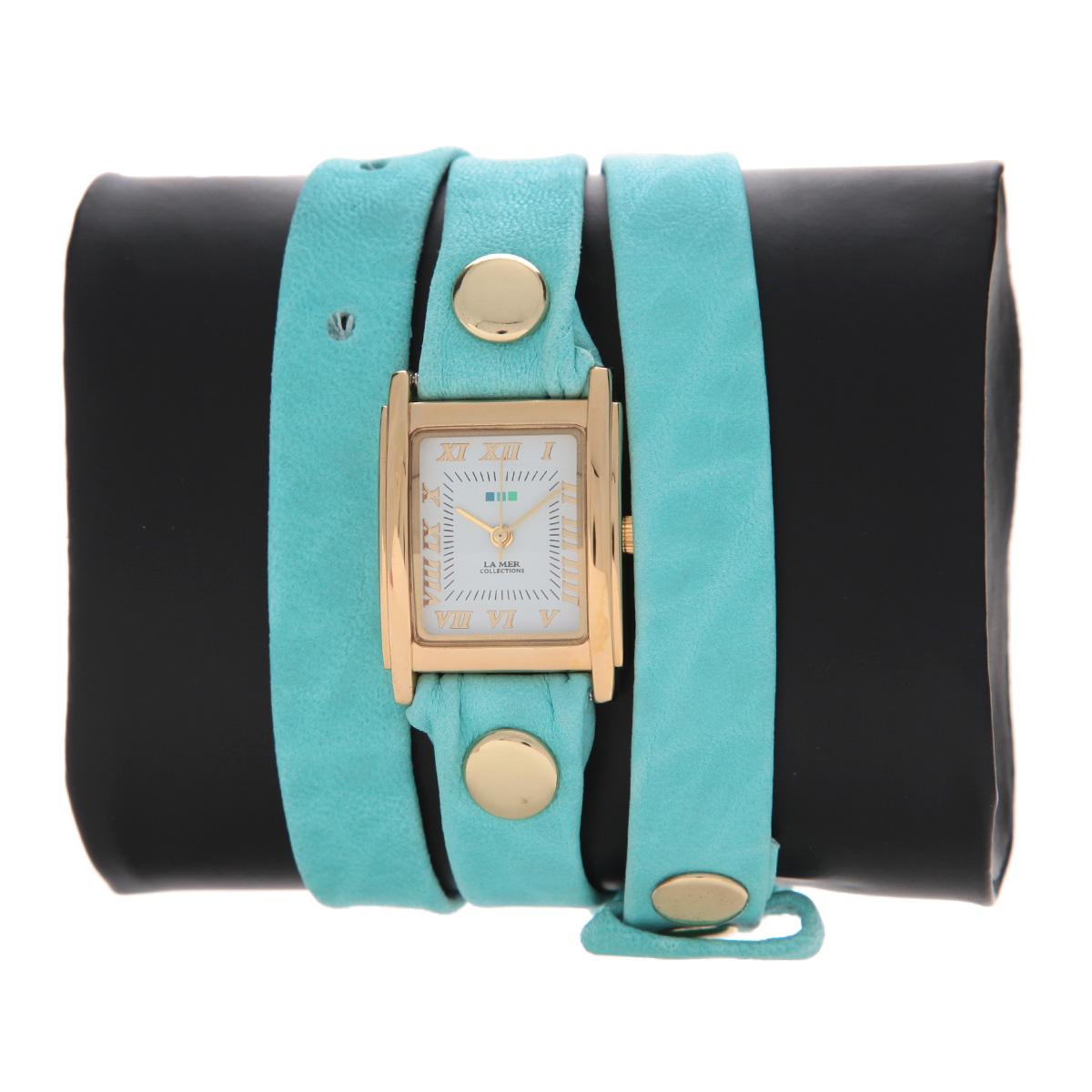 "Часы наручные женские La Mer Collections ""Simple Opal Blue"". LMSTW3002x ( LMSTW3002x )"
