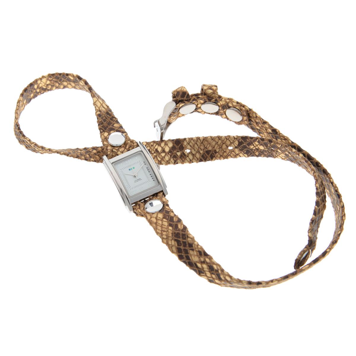 "Часы наручные женские La Mer Collections ""Simple Cobra Snake"". LMSTW6000x ( LMSTW6000x )"