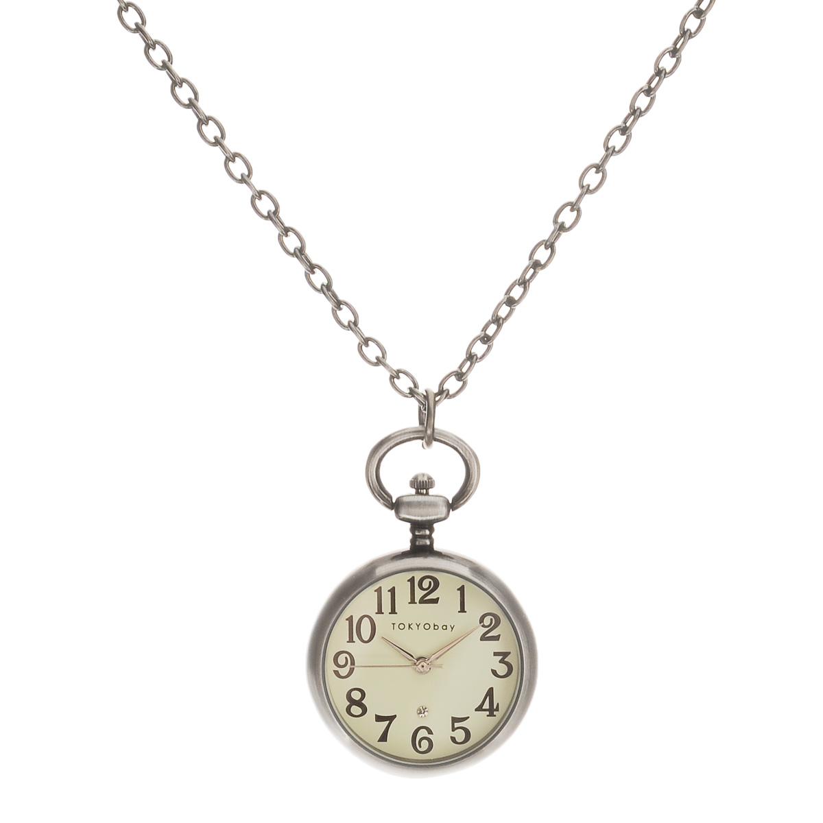 """Часы женские наручные Tokyobay """"Classic Claire White Pendant"""". T110-WH ( T110-WH )"""