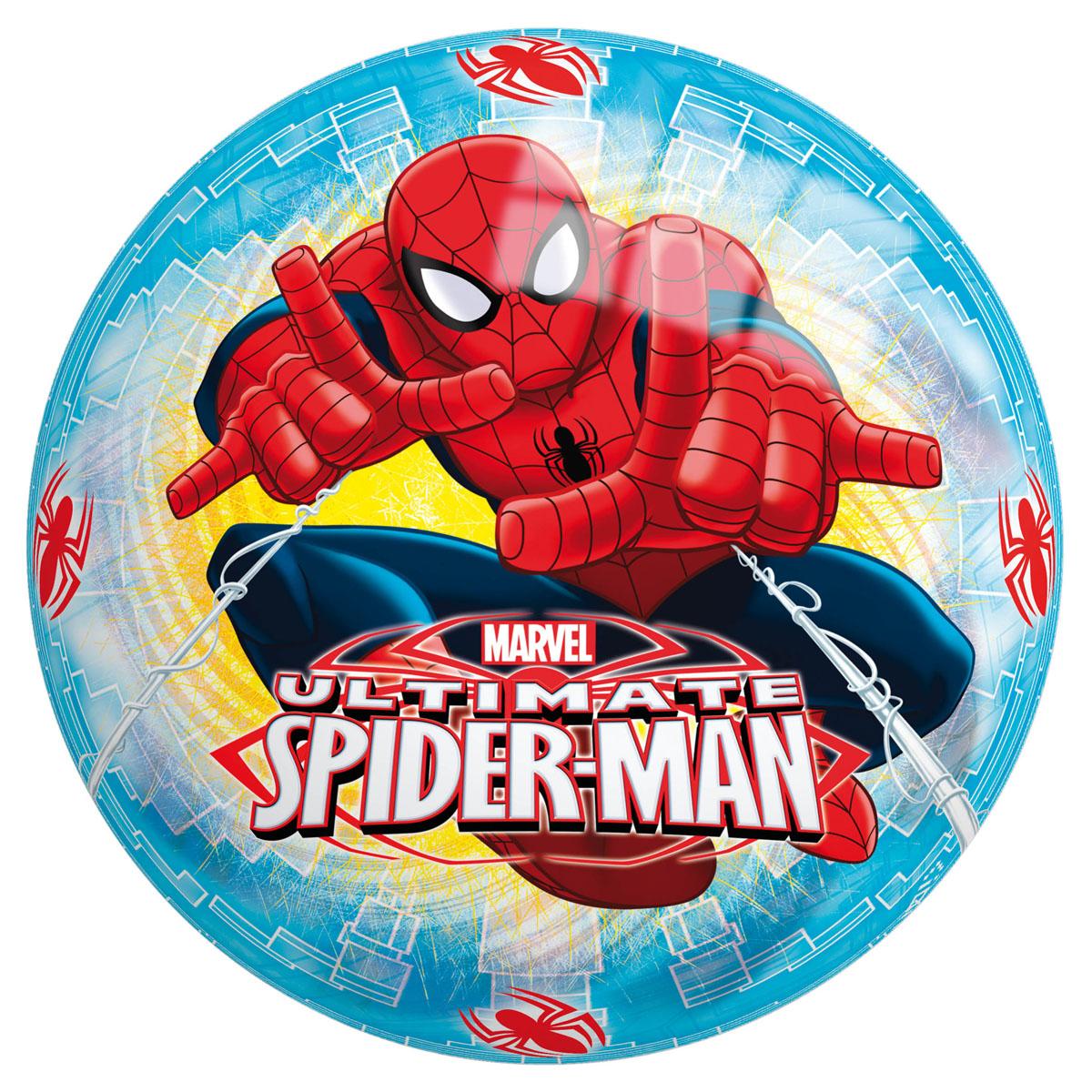 Мяч John `Человек-Паук`, 23 см