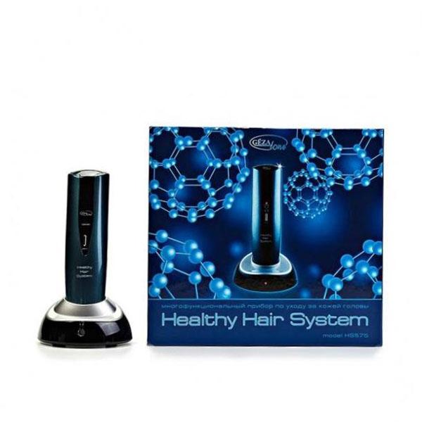 """Многофункциональный прибор по уходу за кожей головы Gezatone """"Healthy Hair System"""" ( HS575 1301090 )"""