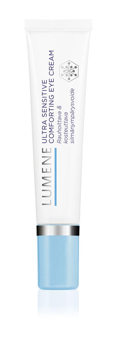 Lumene Крем для глаз Ultra Sensitive, успокаивающий, 15 мл (LUMENE)