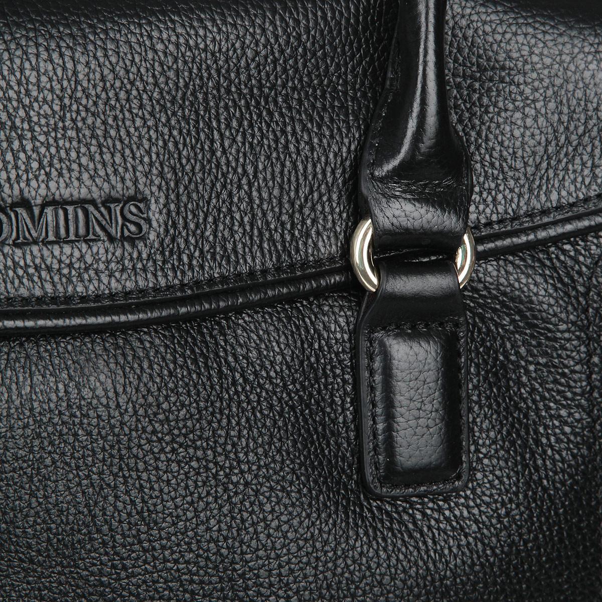 Сумка женская Edmins, цвет: черный. 4009143 ED ( 4009143 ED )