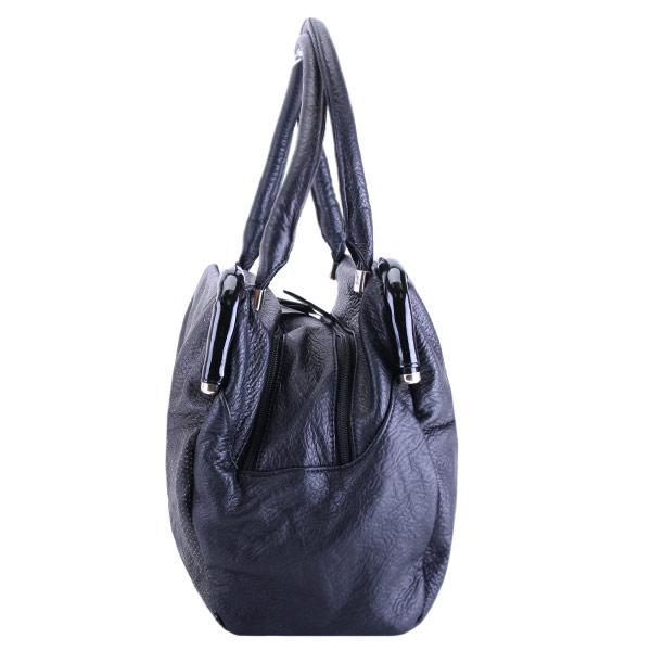 Сумка женская Leighton, цвет: черный. 009-3140/9260 ( 009-3140/9260 черн/перф )