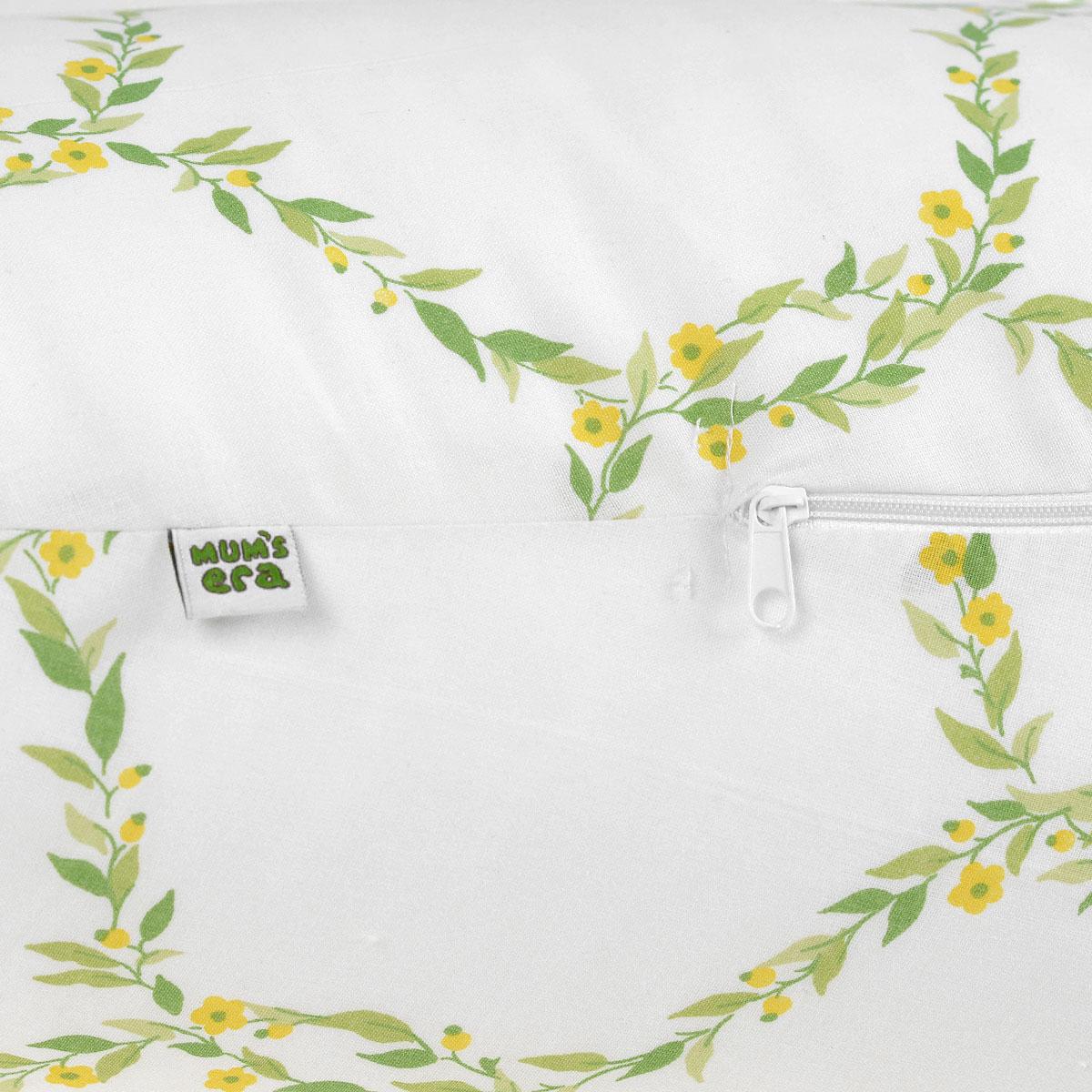 """Подушка для кормления Mum's Era """"Соты"""", 140 см х 30 см - 2"""