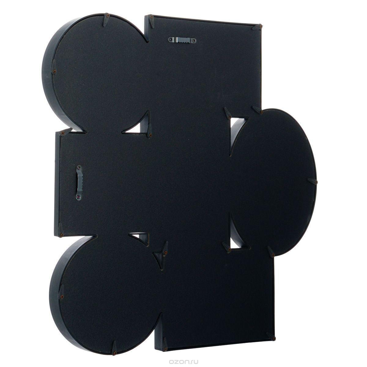 """Фоторамка """"Image Art"""", цвет: черный, на 7 фото. 5055398689523"""
