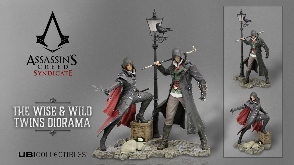 "Assassin\'s Creed: Синдикат. Фигурка ""Jacob"""