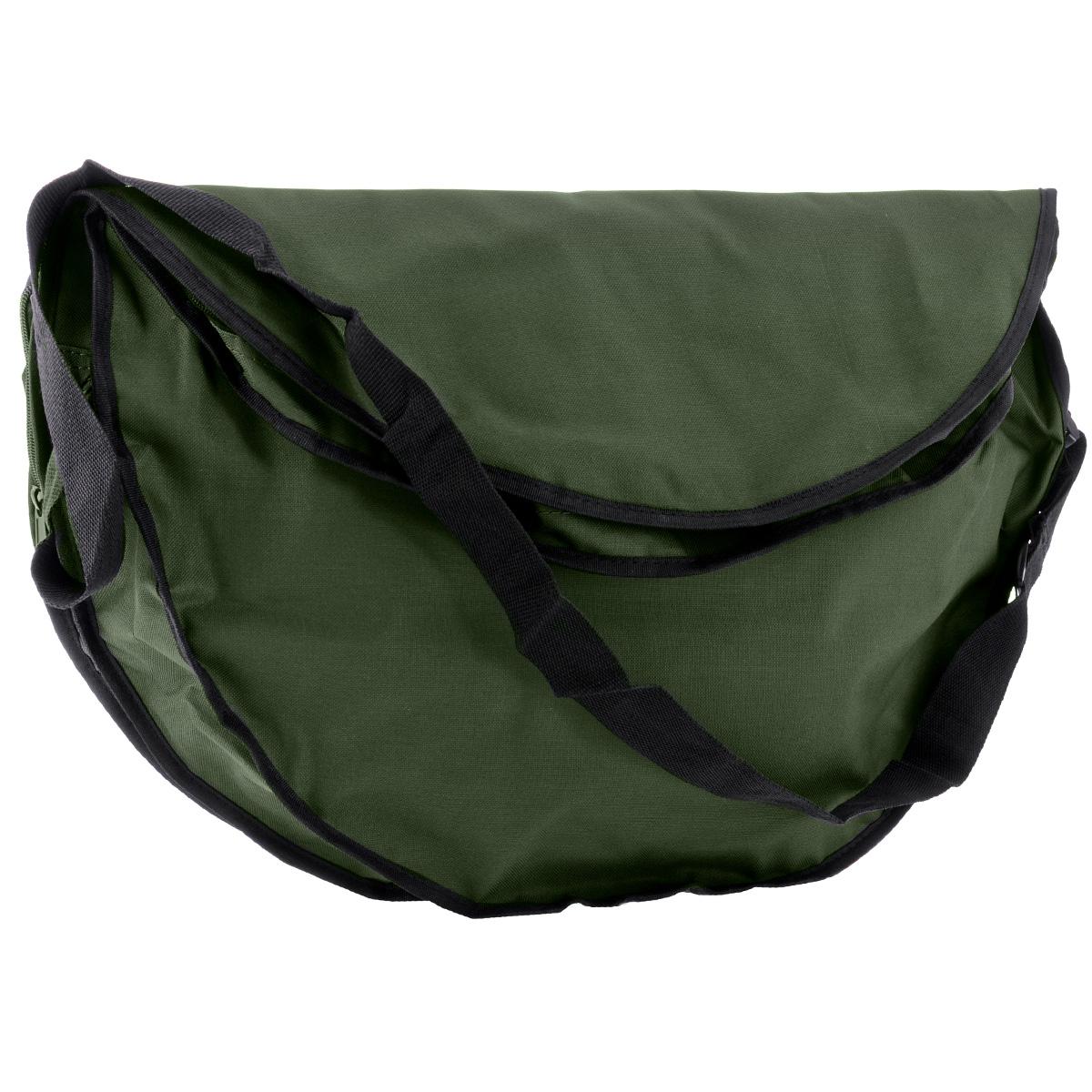 "Чехол для садка ""Salmo"", цвет: зеленый, 62 см х 62 см х 17 см"