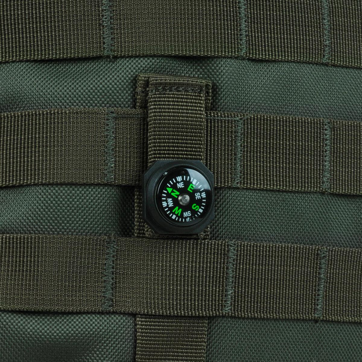 """Рюкзак городской Norfin """"Tactic"""", цвет: зеленый, 30 л ( NF-40214 )"""