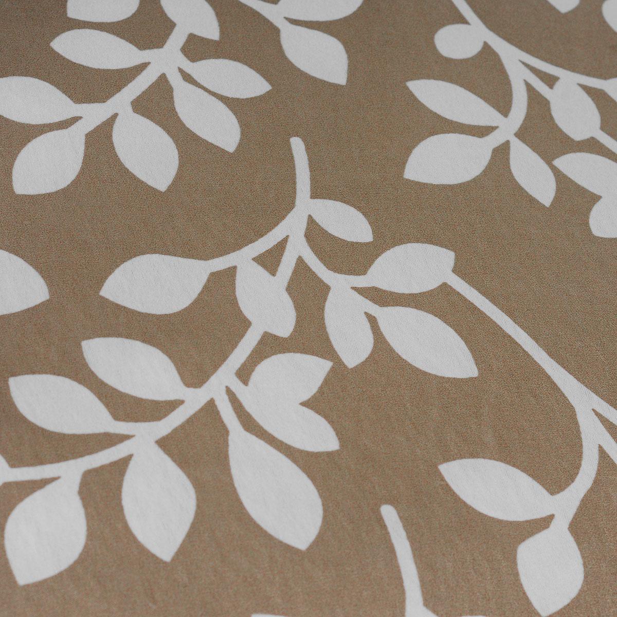 """Подушка Sleeper """"Дили"""", наполнитель: силиконизированное волокно, цвет: коричневый, 50 см х 70 см"""