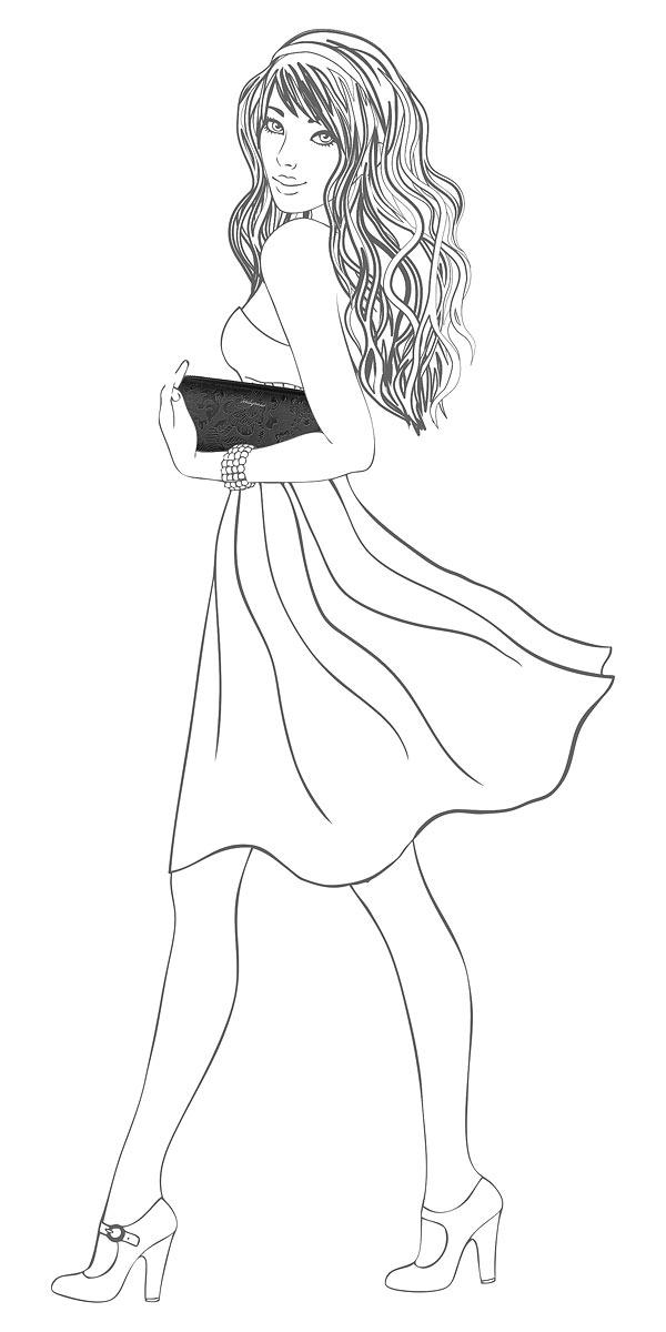 """Кошелек женский """"Malgrado"""", цвет: черный. 73005-18203 ( 73005-18203 )"""