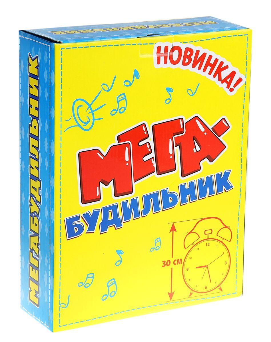 """Будильник гигант Sima-land """"Царь"""", диаметр 20 см"""