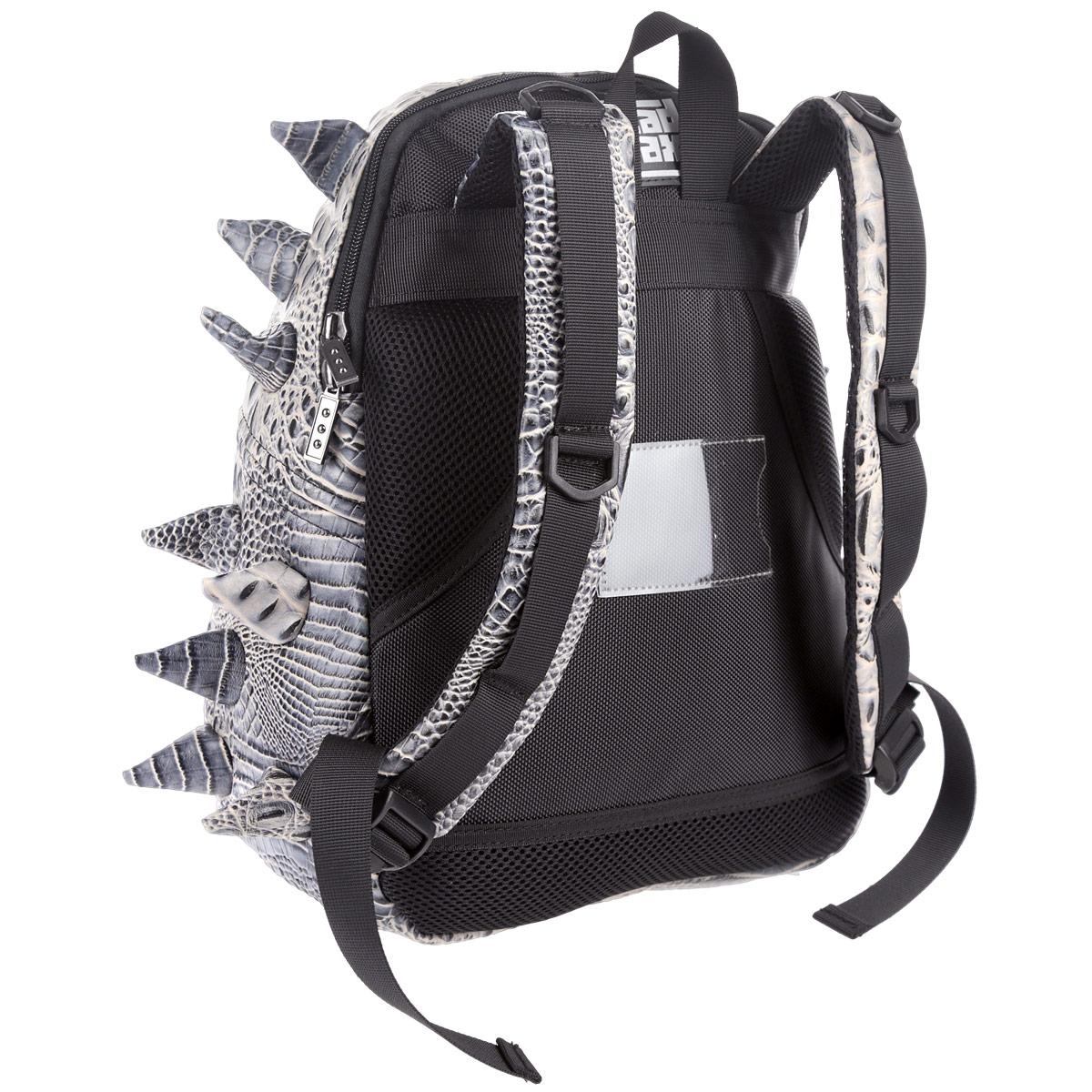 """Рюкзак городской MadPax """"Gator Half"""", цвет: коричневый, серый, 16 л ( KZ24483514 )"""