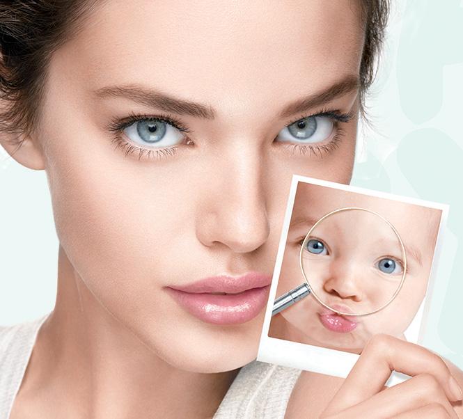 Maybelline New York Основа под макияж для лица Baby Skin, выравнивающая, 22 мл