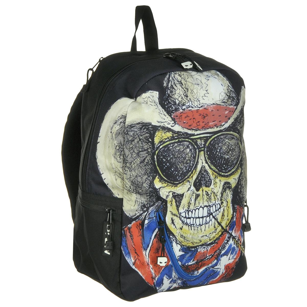 """Рюкзак городской Mojo Pax """"Cowboy Skull"""", 20 л ( KZ9983493 )"""