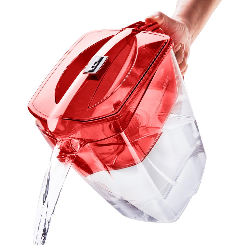 """Фильтр-кувшин для воды Барьер """"Гранд NEO"""", цвет: рубин"""
